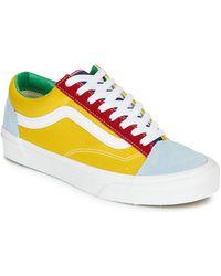 Vans Lage Sneakers Style 36 - Meerkleurig