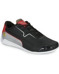 PUMA Lage Sneakers Drift Cat - Zwart