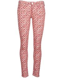Lee Jeans Jeans - Rouge