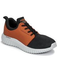 Skechers Lage Sneakers Depth Charge 2.0/voluntold - Zwart