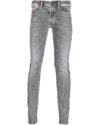 DIESEL Skinny Jeans Sleenker - Grijs