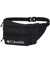 Columbia Zigzag Hip Pack Handbags - Black