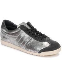 Gola Lage Sneakers Bullet Lustre Shimmer - Zwart