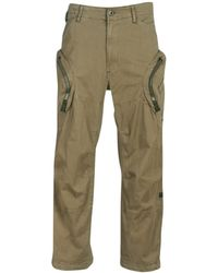 G-Star RAW Cargobroek Rovic 3d Airforce Relaxed - Naturel