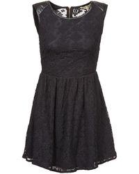 Yumi' Kimi Dress - Black