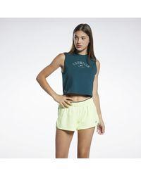 Reebok Camiseta sin mangas Les Mills® Bodycombat® - Verde