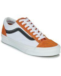 Vans Lage Sneakers Style 36 - Wit