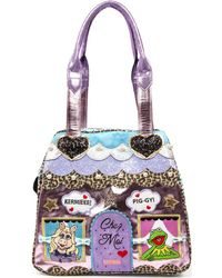 Irregular Choice - Chez Moi Women's Shoulder Bag In Multicolour - Lyst