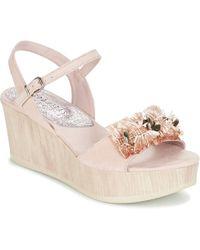 Hispanitas - Corfu Women's Sandals In Pink - Lyst