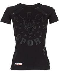 Philipp Plein FORMA LINEA T-shirt - Noir