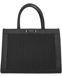 Valentino Vbs3xq04 Hand Bags Accessories Black