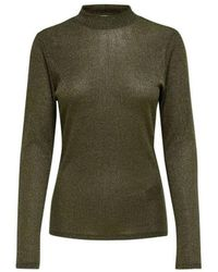 ONLY Tops y Camisetas 15180844/IVY GREEN - Verde