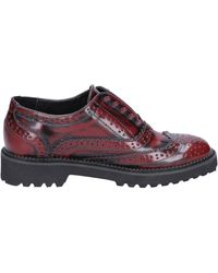 Francescomilano BX331 Chaussures - Rouge