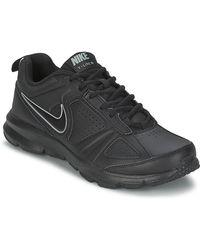 Nike Sportschoenen T-lite Xi - Zwart