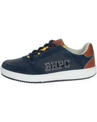 Beverly Hills Polo Club Lage Sneakers Bh413 - Blauw