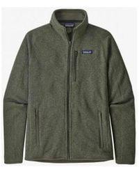 Patagonia Polar Sudadera M's Better Sweater Hombre - Verde