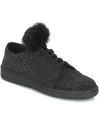 Miista - Adalyn Women's Shoes (trainers) In Blue - Lyst