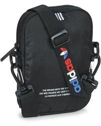 adidas Tricol Fest Bag Pouch - Black