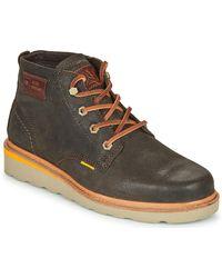 Caterpillar JACKSON MID Boots - Marron