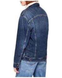 Pepe Jeans Veste PL401559GC5 - Bleu