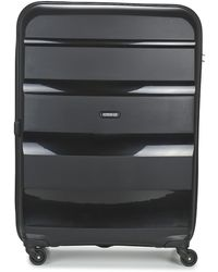 American Tourister - Bon Air 75cm 4r Women's Hard Suitcase In Black - Lyst