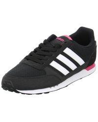 adidas City Racer W, Chaussures de Fitness Femme - Noir