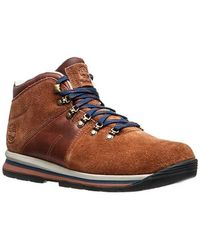 Timberland Leather Gt Rally Waterproof