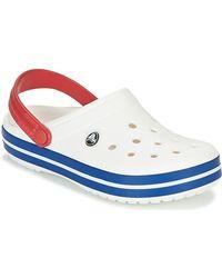 Crocs™ Klompen Crocband - Wit