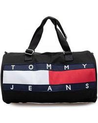 Tommy Hilfiger Reisetasche AM0AM07145BDS - Schwarz