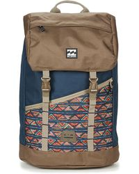 Billabong - Track Pack Women's Backpack In Blue - Lyst