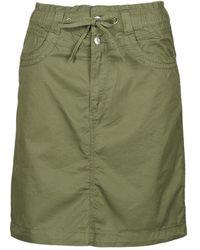 Esprit Gonna Skirts Woven - Verde