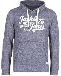 Jack & Jones Sweater Jjepanther - Blauw
