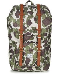 Herschel Supply Co. Rugzak Little America - Groen