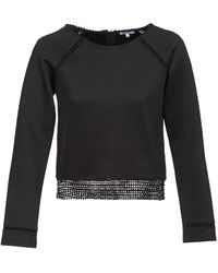 Brigitte Bardot Sweater Amelie - Zwart