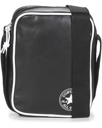 Converse Handtasje Future Retro Cross Body Bag - Zwart