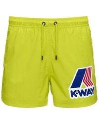 K-Way Zwembroek K61134w - Groen