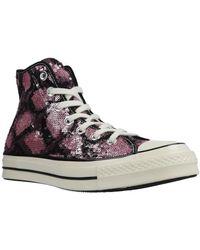 Converse Zapatillas altas CHUCK 70 HI - Morado
