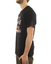 Staple Camiseta 2001C5802 - Negro