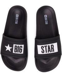 Big Star DD174699 Claquettes - Noir