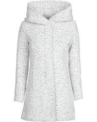 ONLY Manteau - Blanc