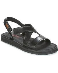 Pikolinos - Cadiz M6k Men's Sandals In Black - Lyst
