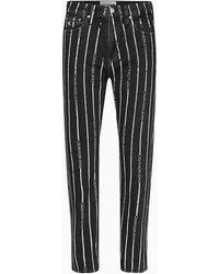 Calvin Klein Jeans J20J213383 - 030 HIGH RISE - Noir