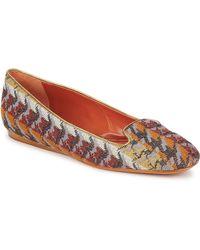 Missoni WM004 femmes Chaussures en Multicolor - Multicolore