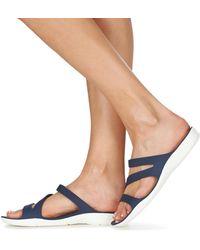 Crocs™ Sandalias SWIFTWATER SANDAL W - Azul