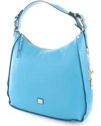 Roccobarocco Bs0zu04 Shoulder Bag - Blue