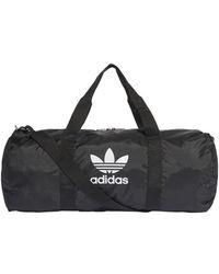 adidas Originals Ac Duffle Sports Bag - Black