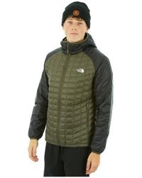 The North Face Thermoball Sport Jacket - Green
