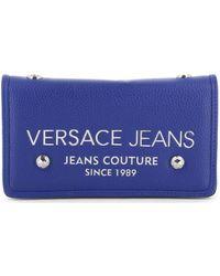 Versace E3VTBPD4 71089 240 femmes Pochette en bleu