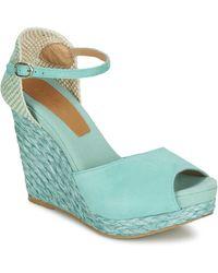Betty London Egalife Sandals - Blue
