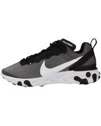 React Element 55 Homme Nike pour homme en coloris Noir - Lyst